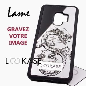 OBLIQUE FLEX LAME GRAVURE