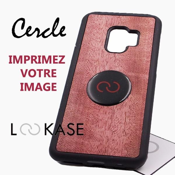 coque samsung s7 bois personalisable